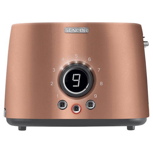 STS 6056GD Electric Toaster