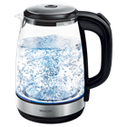 SWK 2080BK Electric Glass Kettle