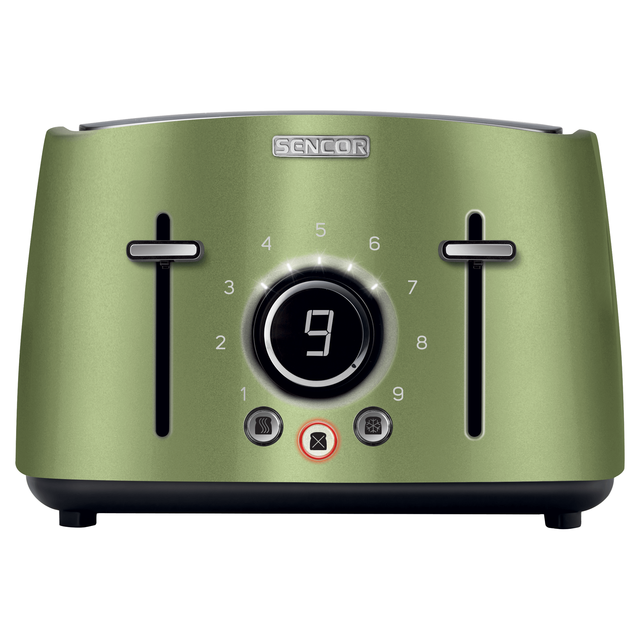STS 6070GG Electric Toaster