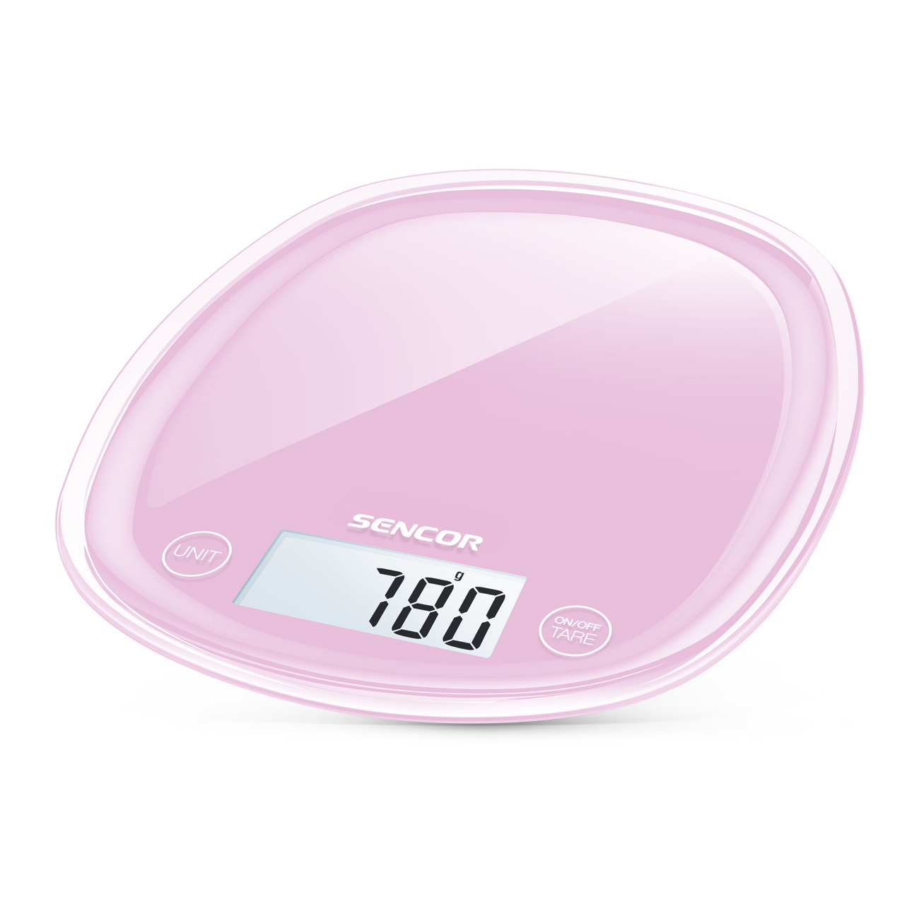 SKS 38RS Kitchen Scale